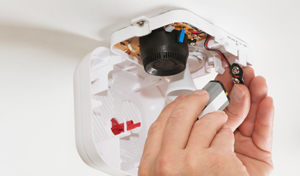 smoke detectors emergency electrician brisbane